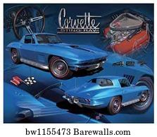 4 875 Muscle Car Posters And Art Prints Barewalls