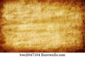 Tan Background Art Print Poster