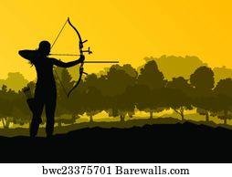 15 279 Archery Posters And Art Prints Barewalls