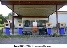 2,637 Old service station Posters and Art Prints | Barewalls