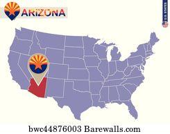 46 Mesa arizona flag Posters and Art Prints | Barewalls