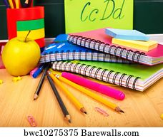 6055 office utensils posters and art prints barewalls office utensils art print poster back to school supplies voltagebd Images