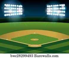 38 Homerun Fence Posters And Art Prints Barewalls