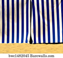 Beach Tent Art Print Poster - Blue And White Striped Tent Entrance  sc 1 st  Barewalls & 3654 Beach tent Posters and Art Prints | Barewalls