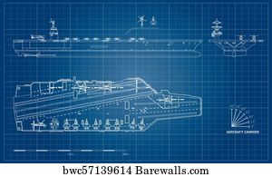 8 view of battleship game posters and art prints barewalls view of battleship game art print poster blueprint of aircraft carrier military ship malvernweather Images