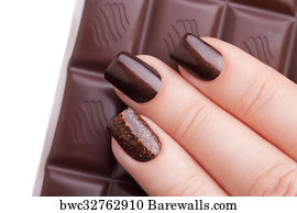 411 Chocolate Nails Posters And Art Prints Barewalls