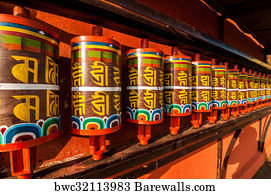 2,015 Buddhist mantra Posters and Art Prints | Barewalls