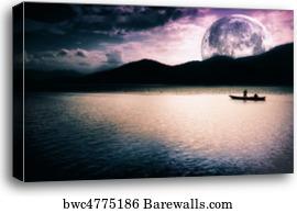 682 654 Fantasy Canvas Prints And Canvas Art Barewalls