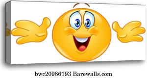 Hug, Canvas Print   Barewalls Posters & Prints   bwc17828649