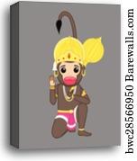 17 Hanuman chalisa Canvas Prints and Canvas Art | Barewalls