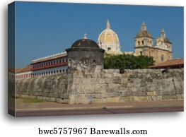 2 261 Cartagena Canvas Prints And Canvas Art Barewalls
