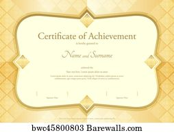 2,222 Certificate appreciation Posters and Art Prints