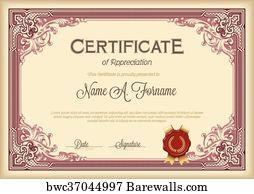 1 584 certificate appreciation posters and art prints barewalls
