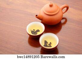Tea Ceremony Art Print Poster