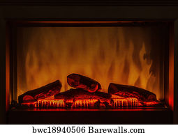 Search  Fake Fireplace Posters