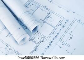 28029 blueprint background posters and art prints barewalls blueprint background art print poster construction plan blueprints malvernweather Gallery