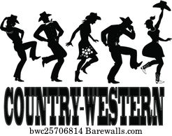 12 907 Line Dance Posters And Art Prints Barewalls