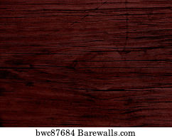 Dark Redwood Plank