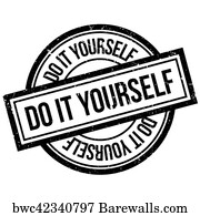563 clean yourself posters and art prints barewalls clean yourself art print poster do it yourself rubber stamp solutioingenieria Choice Image