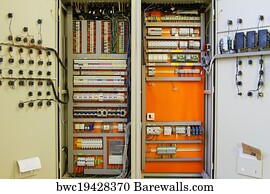 3,543 safety fuse posters and art prints barewalls blue sea fuse block install safety fuse art print poster electricity distribution box with wires and circuit breakers (fuse