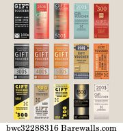1117 vector vintage gift certificate template set posters and art vector vintage gift certificate template set art print poster gift voucher template yadclub Image collections