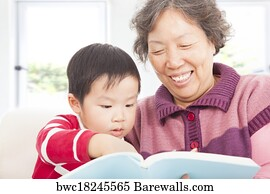 Grandma and grandson stories can consult