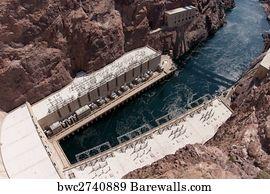 173 Arch gravity dam Posters and Art Prints | Barewalls