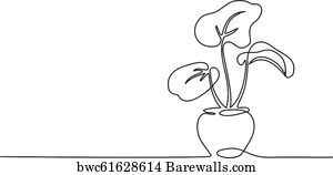 25 826 Simple Flower Drawing Posters And Art Prints Barewalls