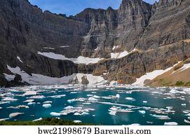 119 Iceberg lake trail Posters and Art Prints | Barewalls
