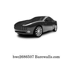 Aston Martin DBS CARS1258 Art Print Poster A4 A3 A2 A1