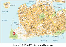 photo relating to Printable Map of Key West referred to as 3 Naval air station solution west Posters and Artwork Prints Barewalls