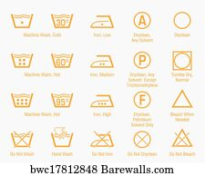 1,179 Washing instructions Posters and Art Prints | Barewalls
