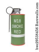 610 Smoke grenades Posters and Art Prints   Barewalls