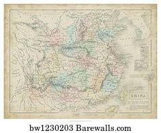 China Map Poster.11 942 Map Of China Posters And Art Prints Barewalls