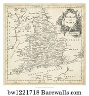 Map Of England Poster.9 307 Map Of England Posters And Art Prints Barewalls
