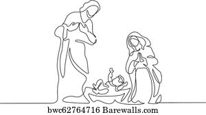 Christmas Jesus Birth Drawing.4 208 Birth Of Jesus Christ Posters And Art Prints Barewalls