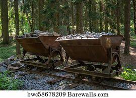 1,576 Mining cart Posters and Art Prints | Barewalls