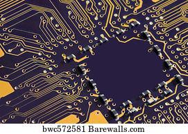 5,533 Computer circuitry Posters and Art Prints | Barewalls
