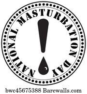 Masturbation drawings one the