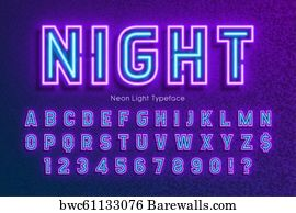 1,478 Led neon tube Posters and Art Prints | Barewalls