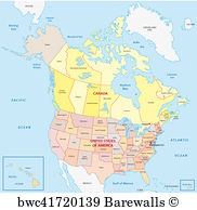 Map Of North America And Hawaii.1 188 Hawaii State Map Posters And Art Prints Barewalls