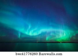 You are the Northern Lights Quote Art Print Photo Poster Gift
