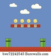 46 Super Mario Posters And Art Prints Barewalls