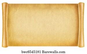 8,325 blank scroll manuscript posters and art prints | barewalls, Powerpoint templates