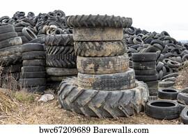 163 Tyre disposal Posters and Art Prints | Barewalls
