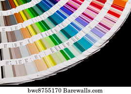 2,019 Color swatch book Posters and Art Prints | Barewalls