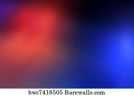Art print of police car light bar background barewalls posters police car light bar background aloadofball Gallery