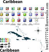 7739 Jamaica Posters and Art Prints Barewalls