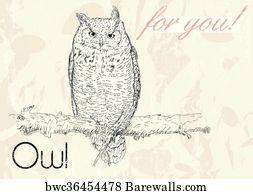 9 275 Owl Vintage Posters And Art Prints Barewalls