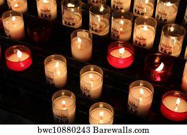 12,525 Prayer candles Posters and Art Prints | Barewalls